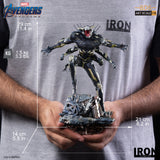 General Outrider BDS Art Scale 1/10 - Avengers: Endgame