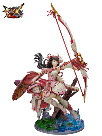Furyu: MONSTER HUNTER XX Mitsune Series Female Gunner