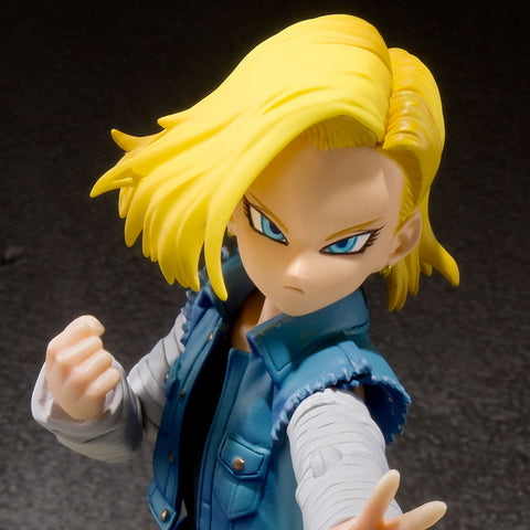 S.H.Figuarts Android 18 Event Exclusive Color Edition