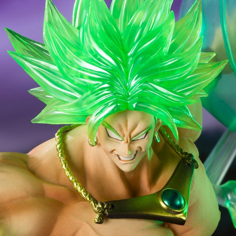 Figuarts ZERO SUPER SAIYAN BROLY (THE BURNING BATTLES) Event Exclusive Color Edition
