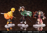 Demon Slayer Zenitsu Agatsuma ARTFX J + bonus faceplate