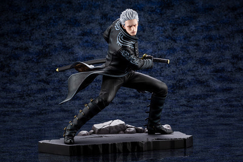 Devil May Cry 5 Vergil ARTFX J