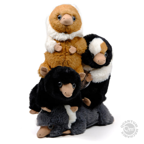 Fantastic Beasts: The Crimes of Grindelwald Baby Niffler Set of 4