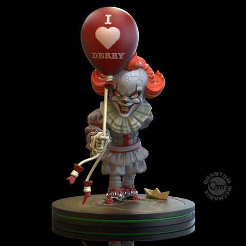 "Pennywise ""I Heart Derry"" Q-Fig"