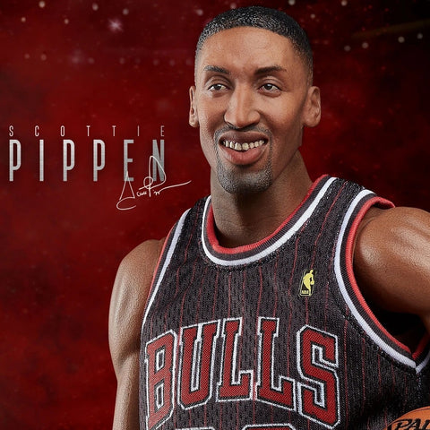 Enterbay: 1/6 NBA COLLECTION – SCOTTIE PIPPEN ACTION FIGURE