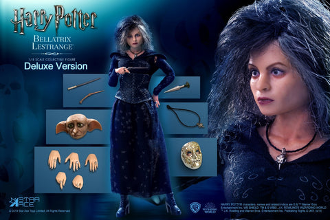 Star Ace: Bellatrix Lestrange and Dobby Twin pack 1/8