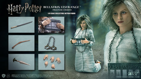 Star Ace: Bellatrix Lestrange 1/8 Prisoner ver.