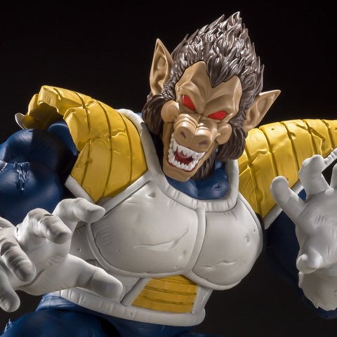 Dragon Ball Z – S.H. Figuarts Great Ape Vegeta -Reoffer