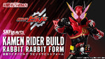 S.H.Figuarts Kamen Rider build Rabbit Rabbit form