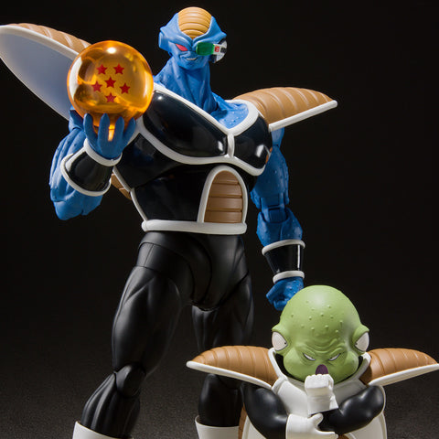S.H.Figuarts Burter and Guldo