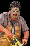 Leatherface -The Texas Chainsaw Massacre (1974)- ARTFX Statue