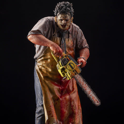 Leatherface -The Texas Chainsaw Massacre (1974) -Slaughterhouse Ver. ARTFX Statue
