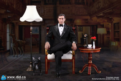 Pre Order Chicago Gangster 3.0 Michael T80128S (Black Suit) - GeekLoveph