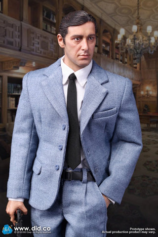 Pre Order Chicago Gangster 3.0 Michael T80128 (Grey Suit) - GeekLoveph
