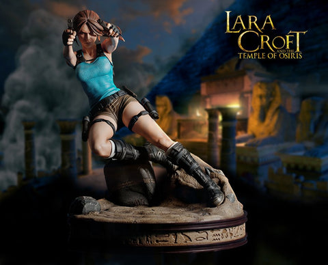 Gaming Heads - Tomb Raider: Lara Croft Temple of Osiris Statue