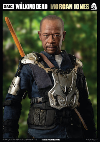The Walking Dead Morgan Jones 1/6 Scale Figure