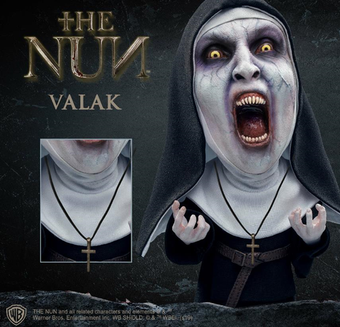 Star Ace: Defo Real The Nun - Valak (Open mouth)