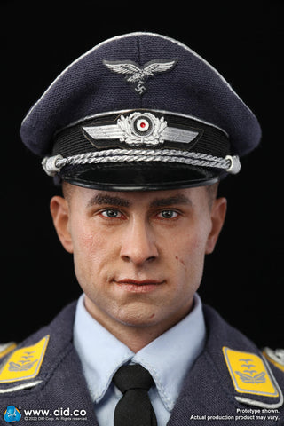 WWII German Luftwaffe Captain - Willi 1/6 Scale Figure