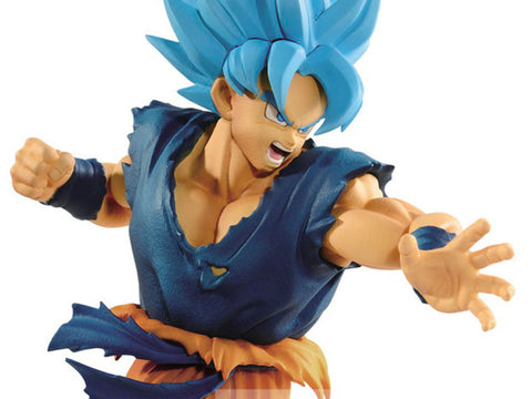 Dragon Ball Super the Movie Ultimate Soldiers (The Movie) Vol. 2 Super Saiyan Blue Goku - GeekLoveph