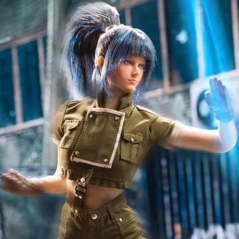 THE KING OF FIGHTERS '97 Leona Heidern 1/6 Scale Figure