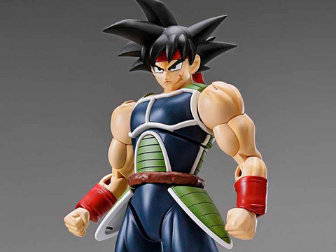 Dragon Ball Z Figure-rise Standard Bardock Model Kit