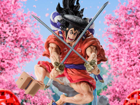 One Piece FiguartsZERO Extra Battle Kozuki Oden