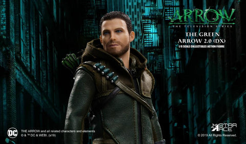Star Ace: Green Arrow 2.0 Deluxe 1/8 scale