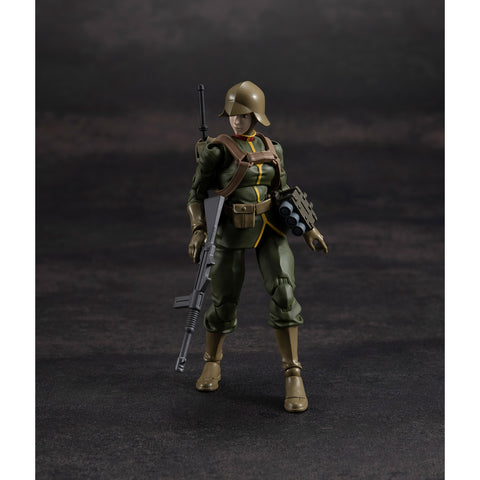 G.M.G. Mobile Suit Gundam Principality of Zeon Army Soldier 03