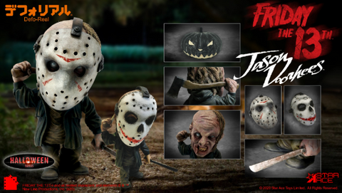 Friday the 13th Defo-Real Jason Voorhees (Halloween)