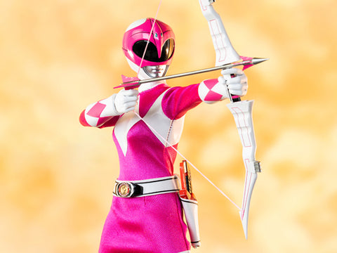 Mighty Morphin Power Rangers Pink Ranger 1/6 Scale Figure