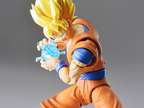 Dragon Ball Z Figure-rise Standard Super Saiyan Goku Model Kit