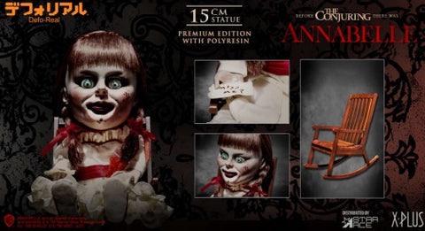 The Conjuring - Defo Real Annabelle Limited Edition