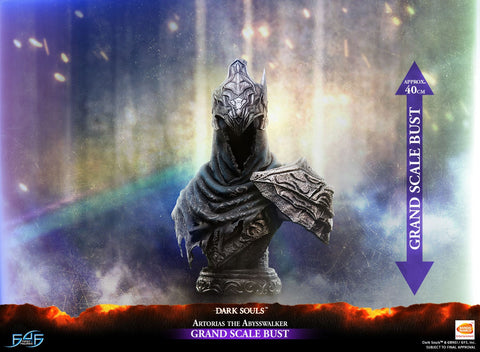 First 4 Figures - Dark Souls: Artorias the Abysswalker Grand Scale Bust