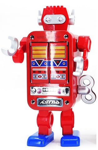 TinBot Collectibles: Astro
