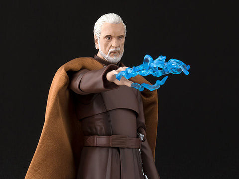Star Wars S.H.Figuarts Count Dooku (Revenge of the Sith)
