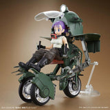 Dragonball Figure-Rise Mechanics Bulma's Variable #19 Motorcycle - BO