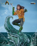 Iron Studios BDS Aquaman 1/10 Art Scale Statue