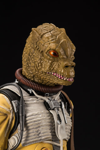 Star Wars Bounty Hunter Bossk ArtFX+ Statue
