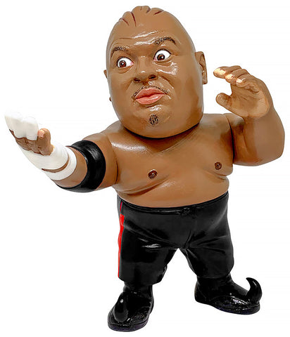 Copy of 16d Collection 007 Abdullah the Butcher Vinyl Black Costume