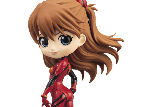 Rebuild of Evangelion Q Posket Asuka Shikinami Langley (Ver.A) Plugsuit Style