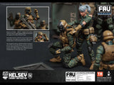 Acid Rain FAV-A32 Combat Instructor Kelsey