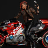 Cyberpunk 2077 V (Female) 1/6 Scale Action Figure With Yaiba Kusanagi
