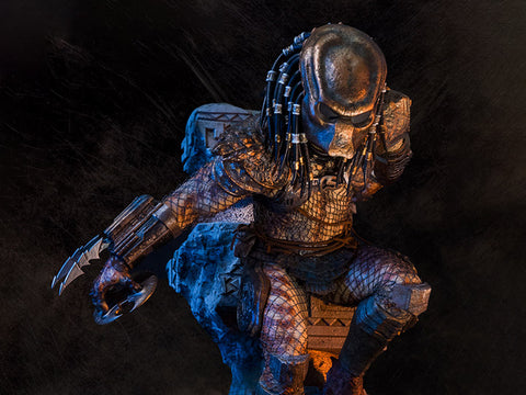Infinity Studio: Predator 2 Ultimate City Hunter Predator 1/4 Scale Limited Edition Statue