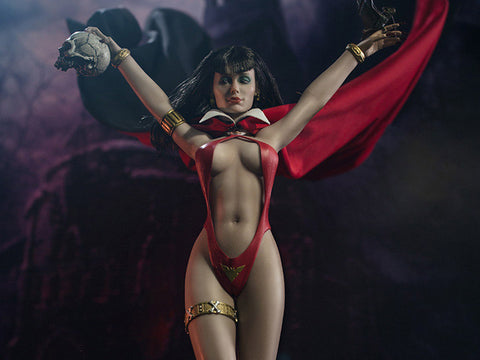 TBLeague: Vampirella (Jose Gonzalez 50th Anniversary Edition) 1/6 Scale