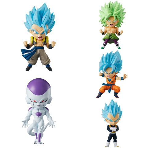 Dragon Ball Chibi Masters Set