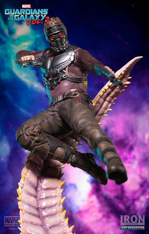 Iron Studios: Star-Lord BDS Art Scale 1/10 - Guardians of the Galaxy Vol. 2 - GeekLoveph
