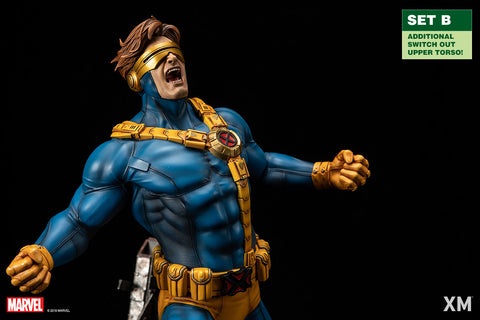 Pre Order XM Studios Cyclops 1/4 Scale Version B