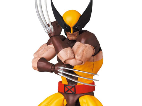 Marvel MAFEX No.138 Wolverine (Brown Costume)