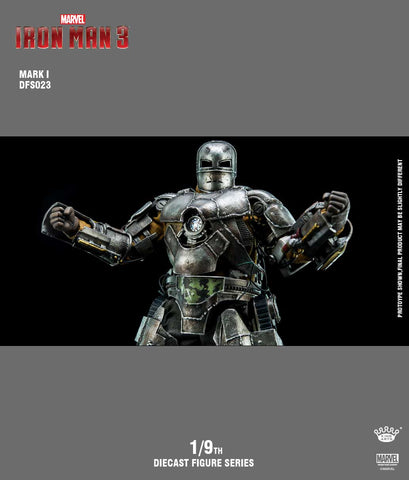 King Arts 1/9 DFS023 Iron Man Mark1 - GeekLoveph