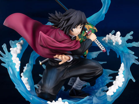 Demon Slayer: Kimetsu no Yaiba FiguartsZERO Giyu Tomioka (Water Breathing Ver.)